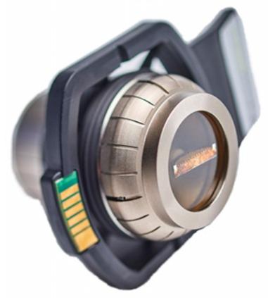 Acessórios para Phenom Desktop SEM, Porta-Amostras para Provetes Metalúrgicos