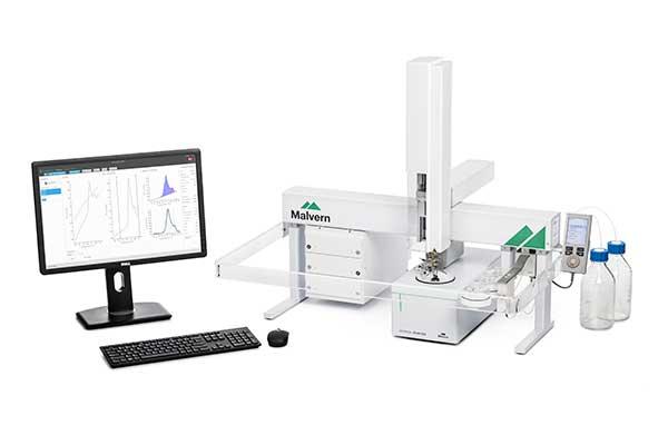 Equipamento de calorimetria de varrimento diferencial